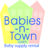Babies in Town Baby Equipment Rentals