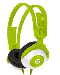 win a pair of kidz gear wired headphones !