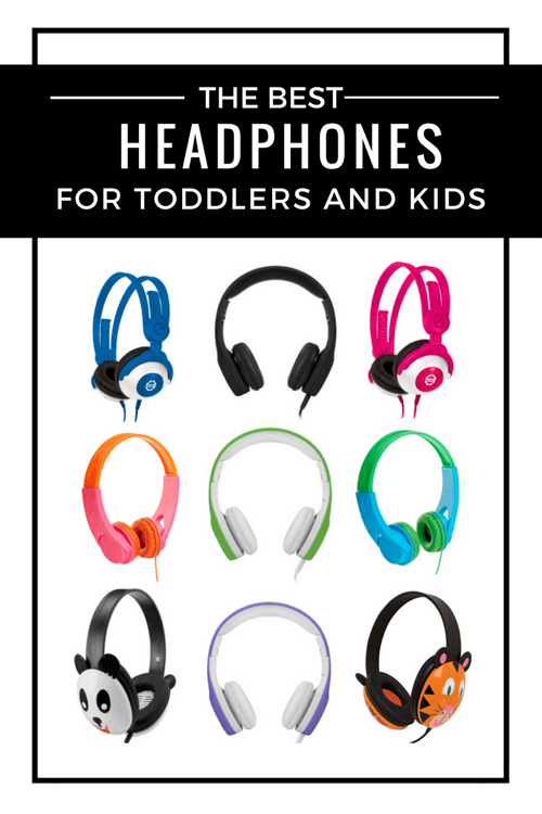 Reviews of the Best Kids Headphones and Toddler Headphones