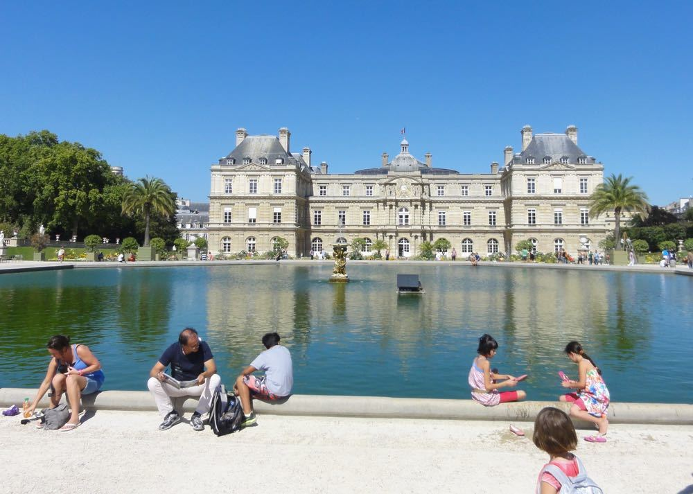 Luxembourg Gardens - Paris Playgrounds