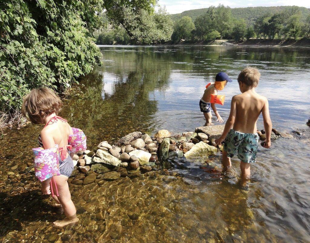 Dordogne Swimming Spots