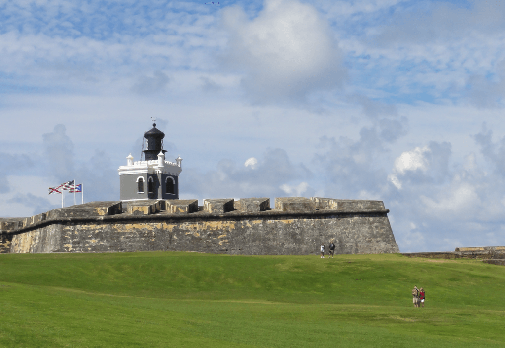San Juan Puerto Rico with babies, toddlers and kids