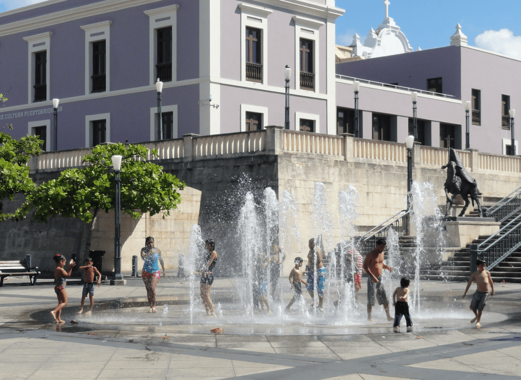 Old San Juan, Puerto Rico - with Babies, Toddlers and Kids