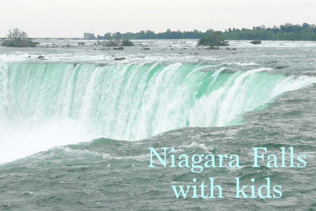 Niagara Falls with Kids