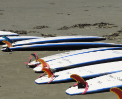 is this mom brave enough to try surfing again?