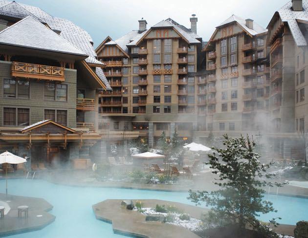 Luxury Family Friendly Hotel Whistler