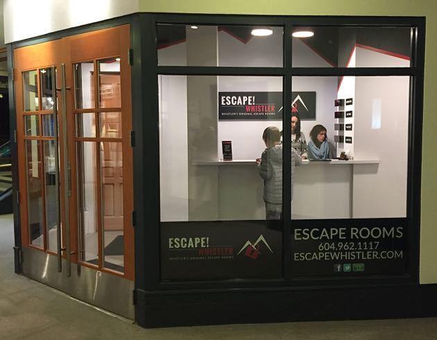 Escape Room Whistler Village