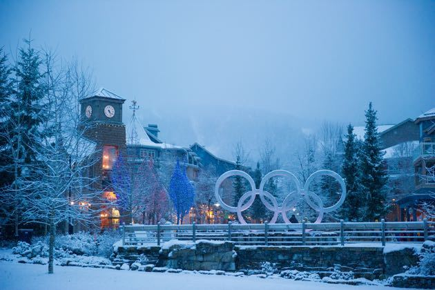 Whistler Family Friendly Activities