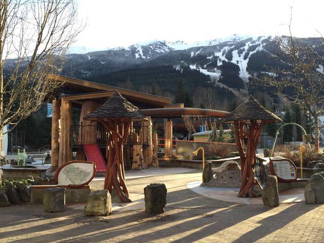 Best Playground in Whistler