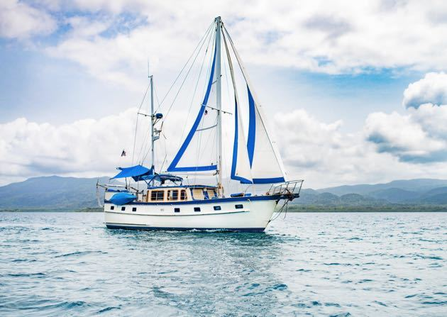 Sailing the San Blas Islands - Boat Charter