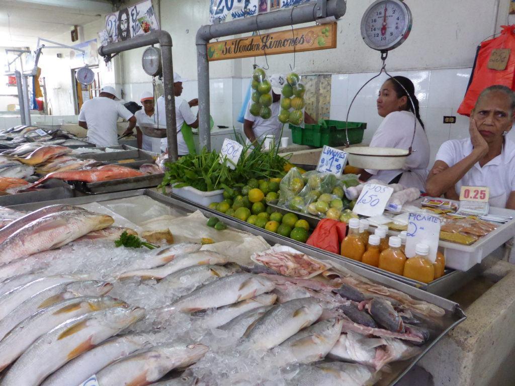 Fish Market Panama City