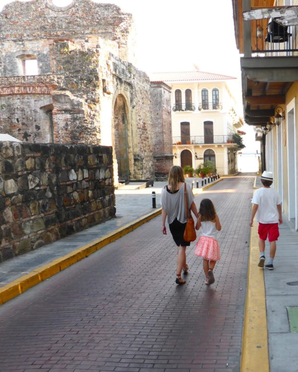 Panama with Kids – Exploring Casco Viejo and Panama City