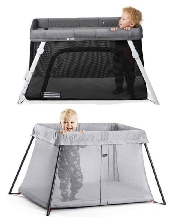 The Best Travel Cribs and Toddler Travel Beds