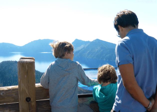 Crater Lake Kids