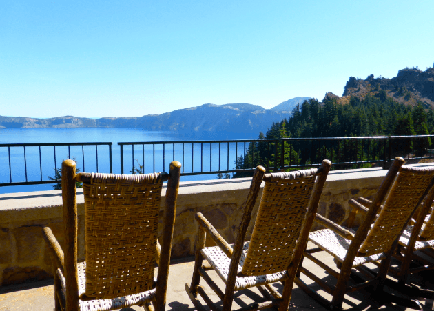 Crater Lake Lodge with Kids