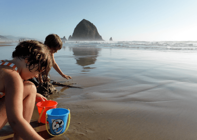 Family Friendly Cannon Beach Hotel