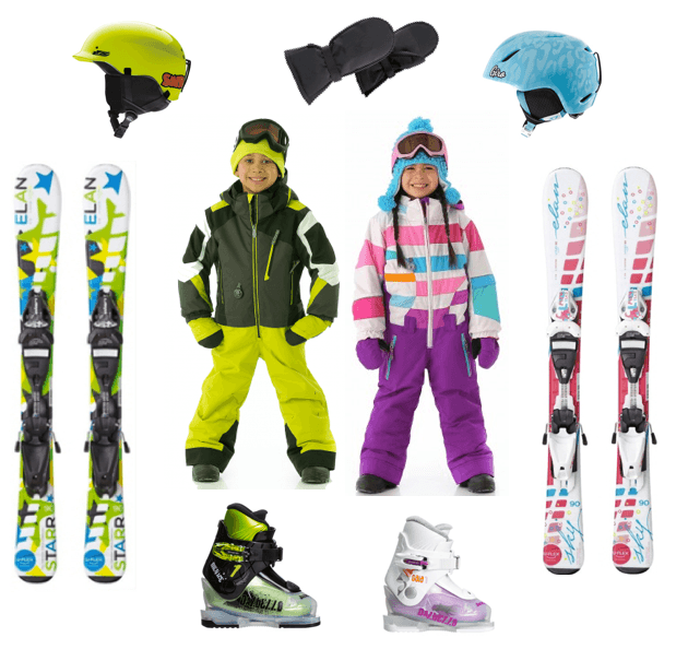 cute kids ski and snow gear for the 2014 – 2015 season