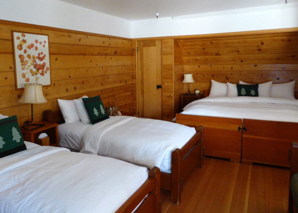 Timberline Lodge Rooms
