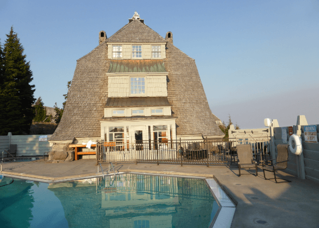 A Family Stay at the Timberline Lodge Hotel – Mt. Hood, Oregon