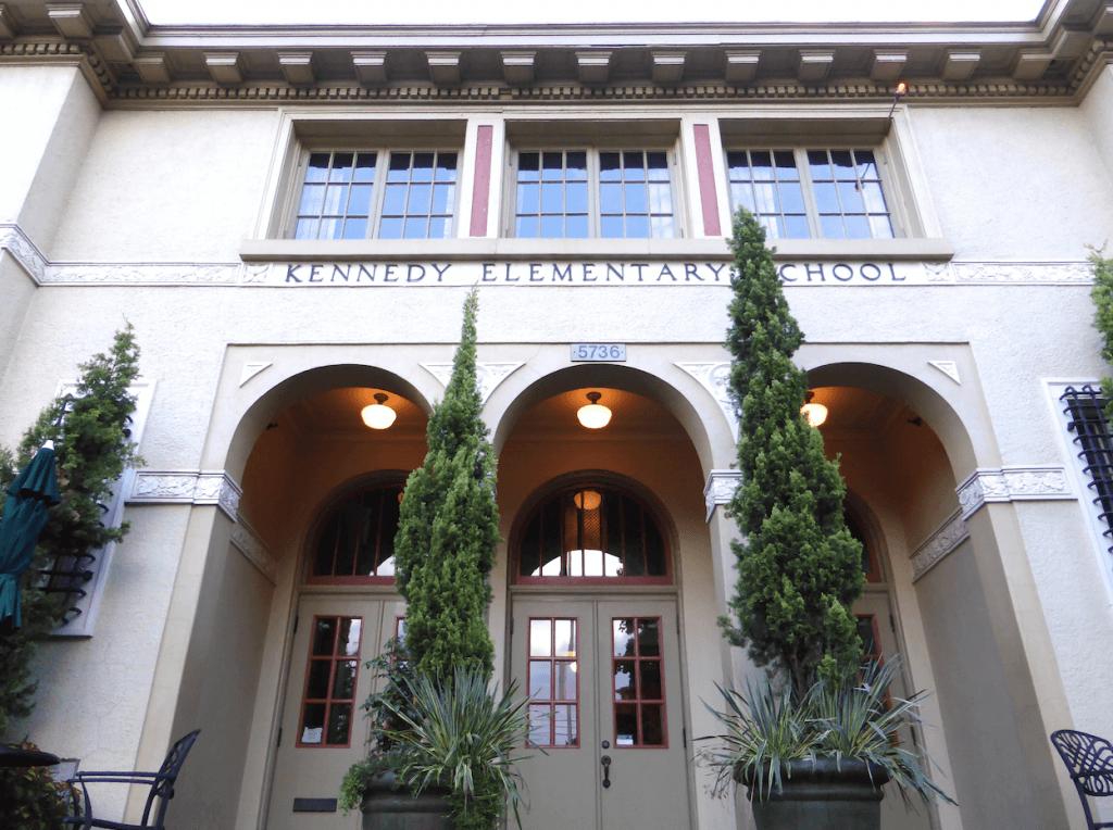 Kennedy School Portland Exterior