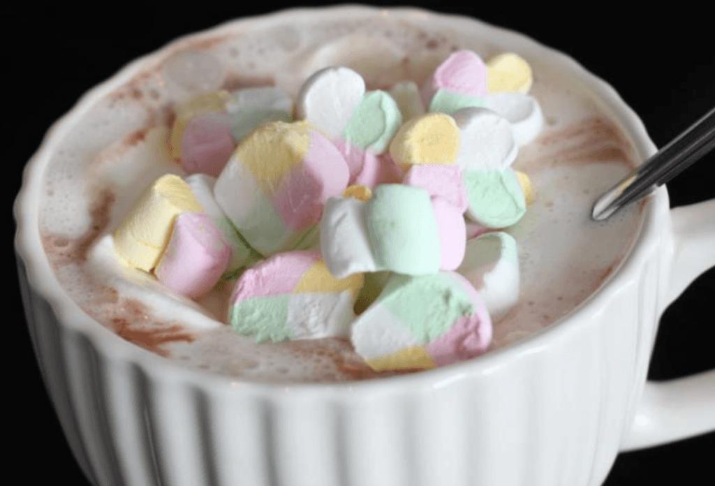 hot chocolate rovaniemi