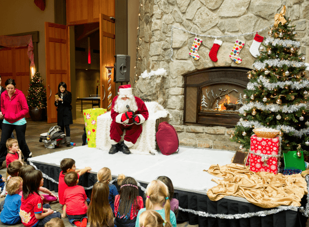 Christmas Activities for Kids Whistler 2016