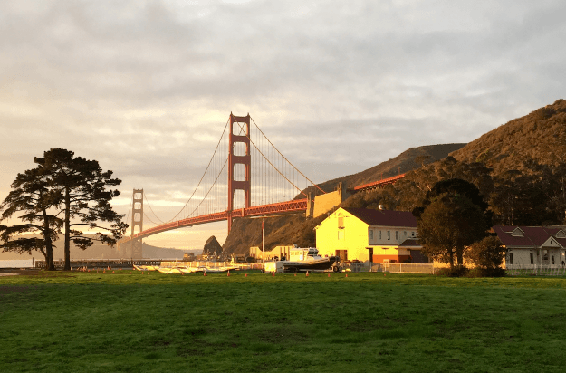 The Cavallo Point Lodge – With Kids