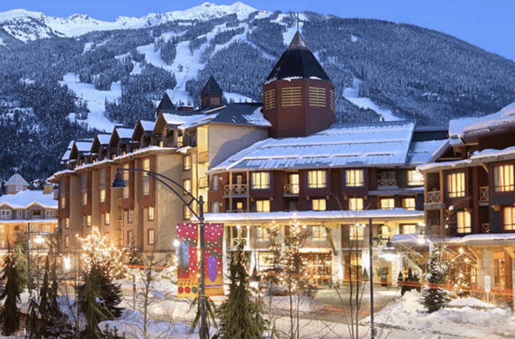 Family Friendly Hotels Whistler