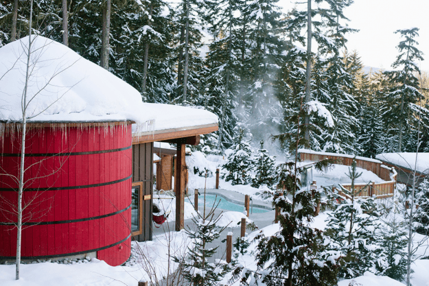 relax, refresh and renew at the scandinave spa, whistler
