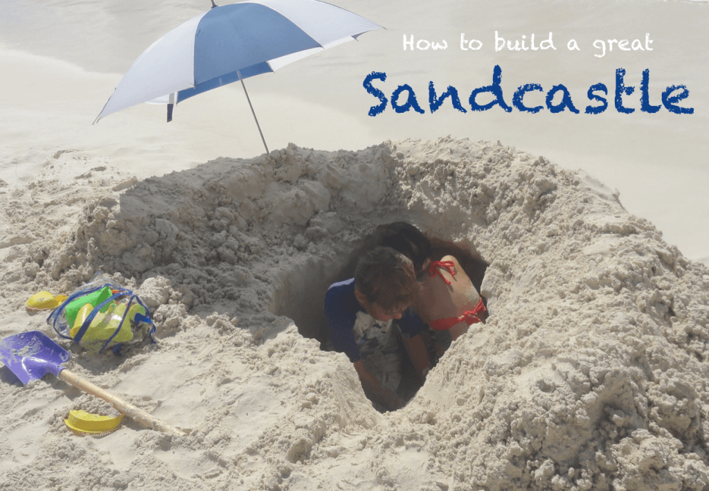 building a sand castle essay Answer to running head: how to build a sand castle how to build a sand castle thomas graham everest university online professor jones composition 1101-01 july.