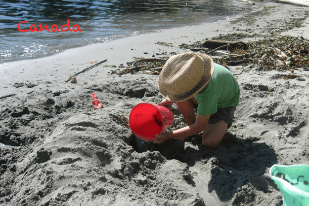how to build a great sandcastle