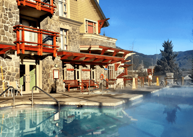family hotel review – pan pacific whistler village centre