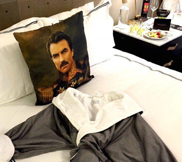 Escape to Seattle – the Kimpton Palladian Hotel