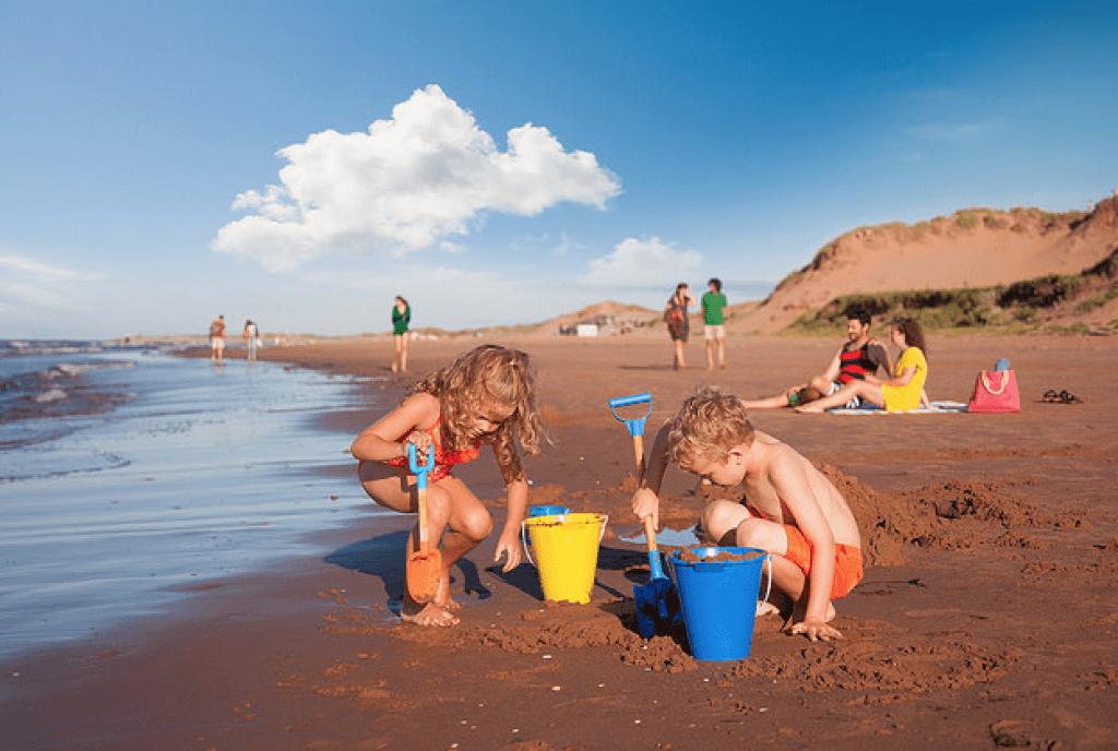 Prince Edward Island with Kids