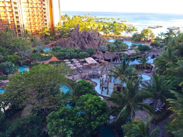 Disney Aulani Waterpark