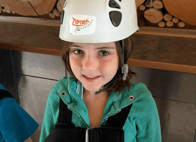 zip lining with kids – ziptrek whistler