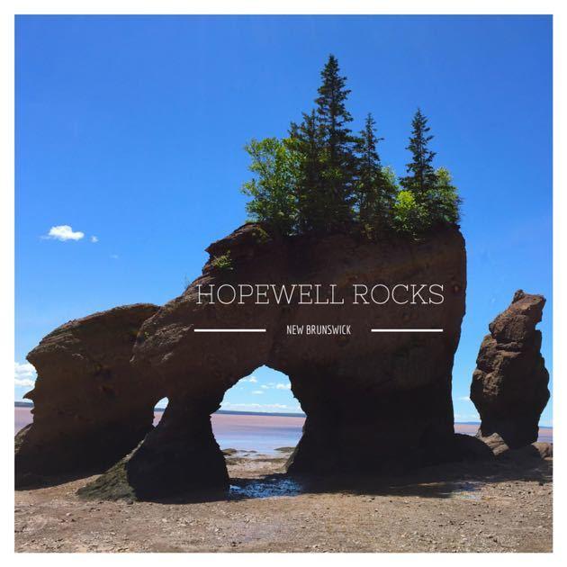 Hopewell Rocks 4