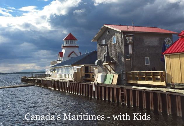 Atlantic Canada with Kids