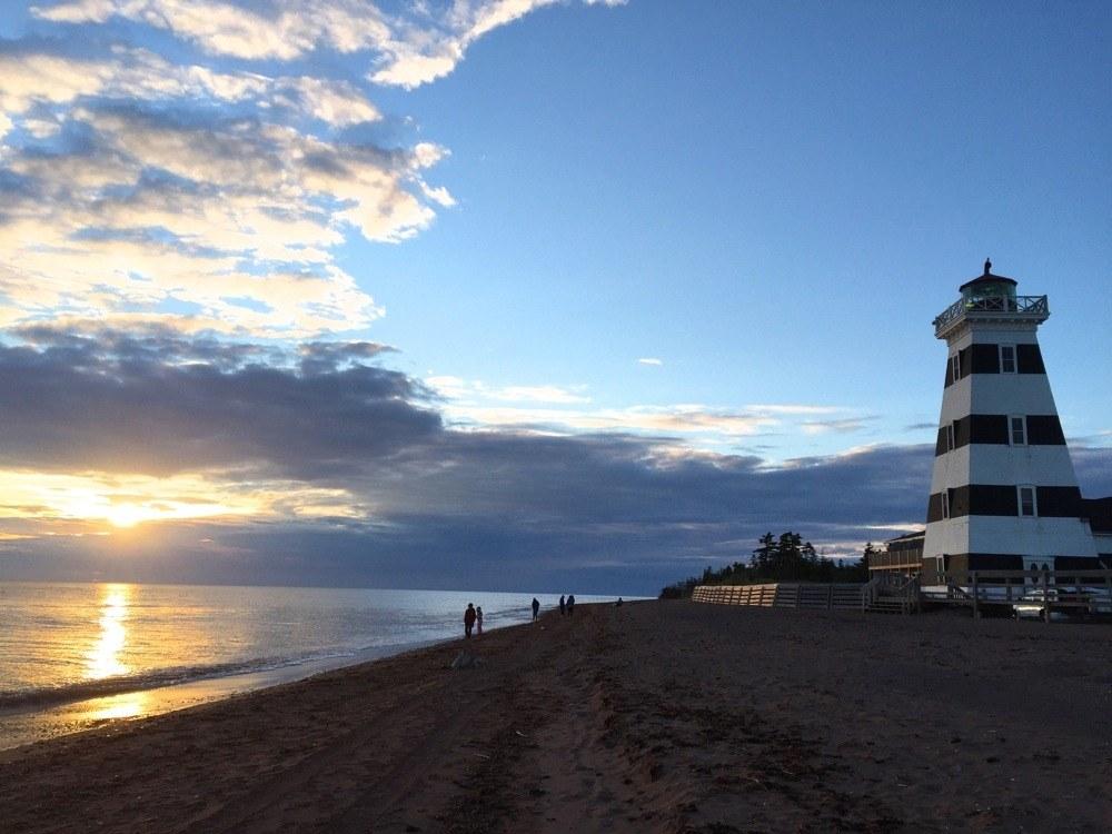 Prince Edward Island - Lighthouse Boutique Hotel