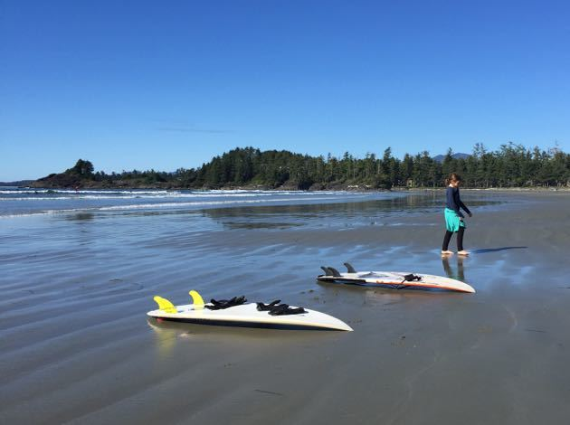 Family Friendly Hotels Tofino