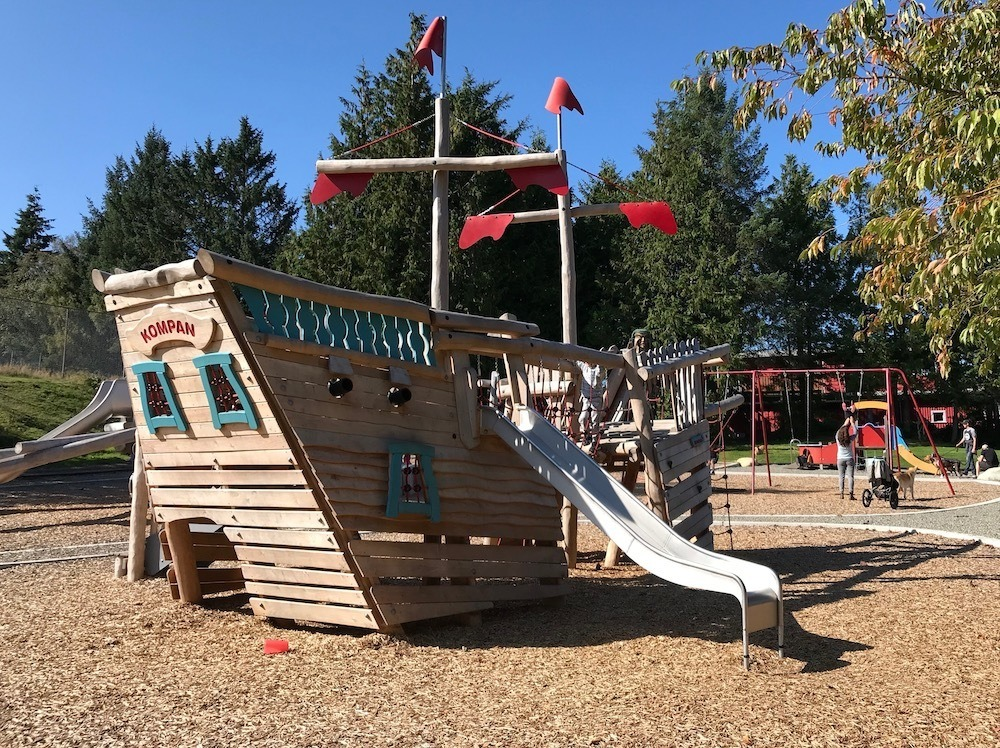 Tofino with Kids – Tofino Playground