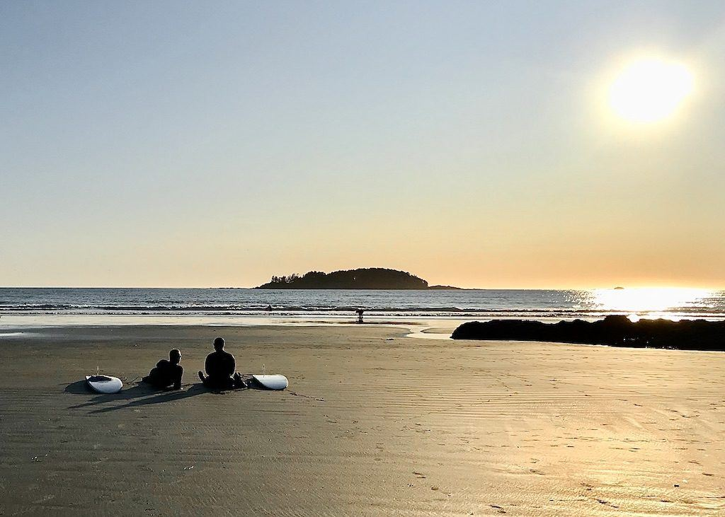 Ucluelet Surfing