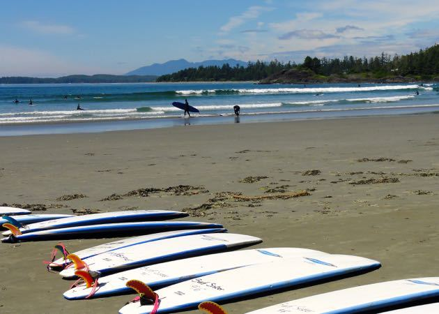 Family Surf Camps Tofino