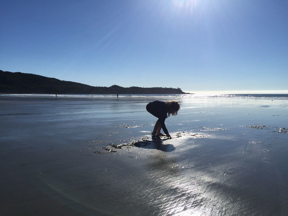 Tofino Beaches for Kids