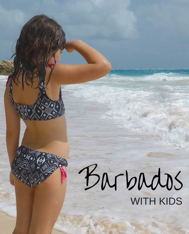 Barbados Family Vacations - A Guide to Barbados with Kids