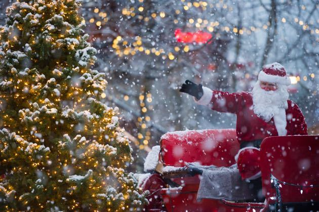 Christmas Events Whistler 2016