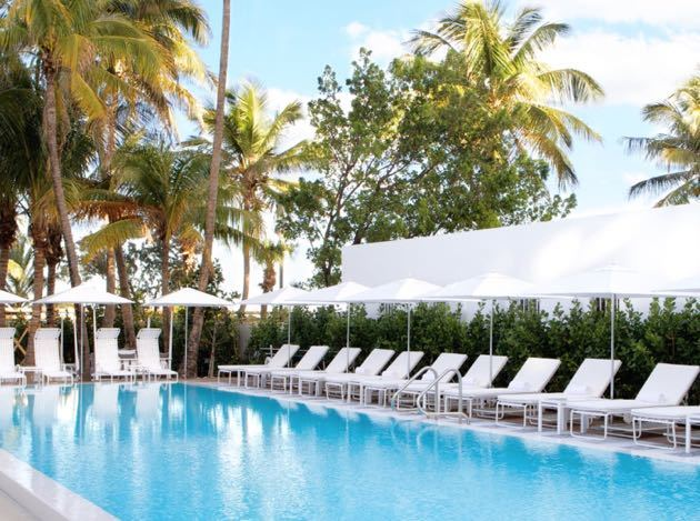 Pool and Beach Day Pass Miami