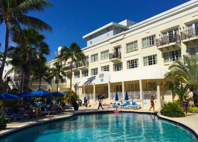 South Beach Miami Pool Day Pass