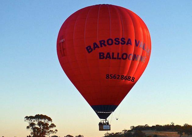 Family Friendly Hot Air Balloon