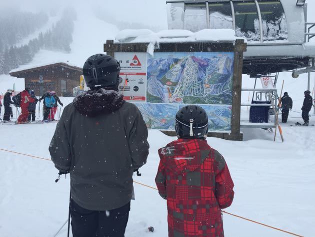 Red Mountain Resort with Kids